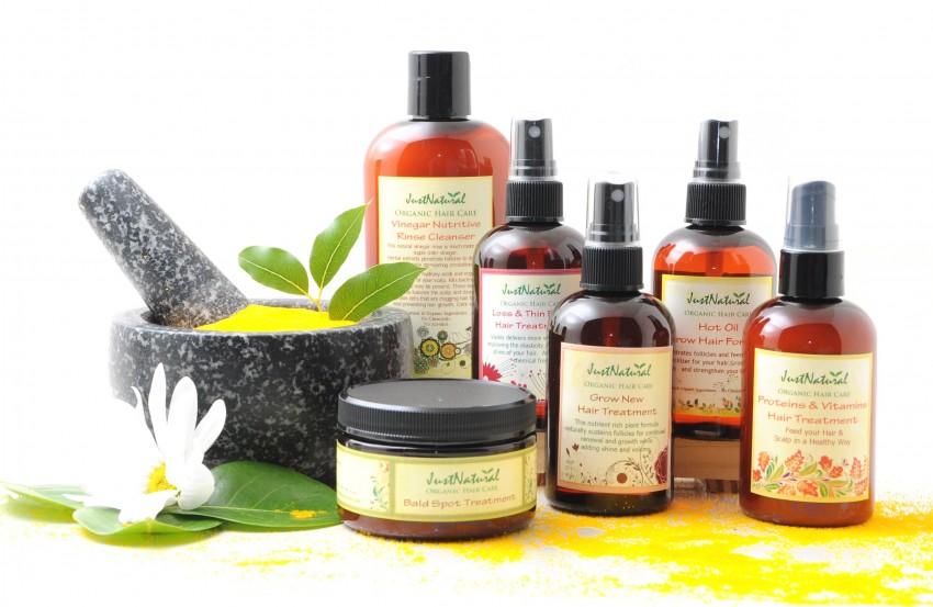 Just Natural Hair Care Vinegar Reviews